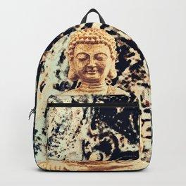 Earth Zen Buddha Backpack