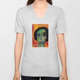 Cultural Pursuit Unisex V-Neck