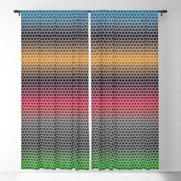 Pixels Company Blackout Curtain