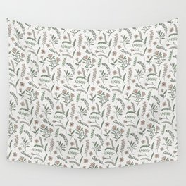 Simply Spring Wall Tapestry