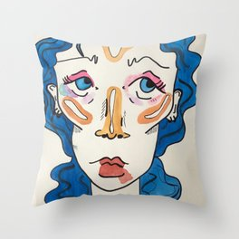 Wendy Throw Pillow