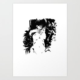 Freckled Art Print