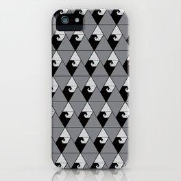 TriWave iPhone Case