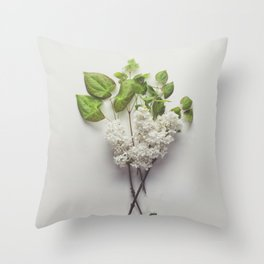Fine Couple Throw Pillow
