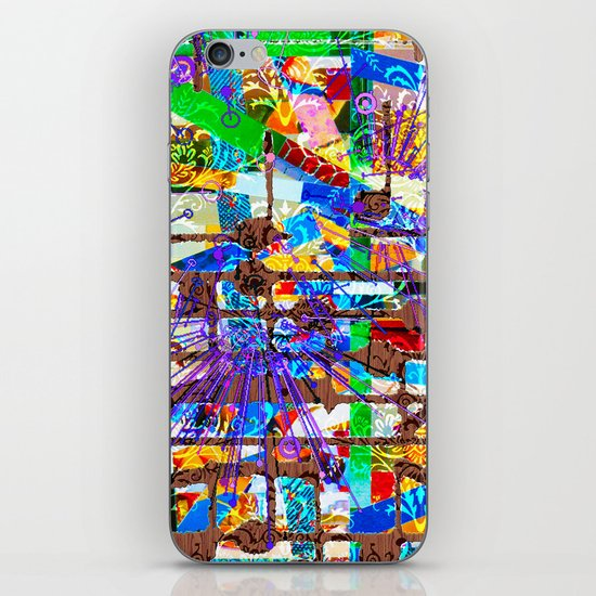 Frank (Goldberg Variations #10) iPhone Skin