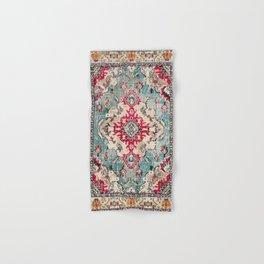 N132 - Heritage Oriental Traditional Vintage Moroccan Style Design Hand & Bath Towel