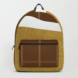 chocolate yum! Backpack