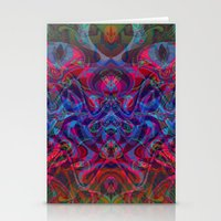 demon Stationery Cards featuring Demon by GypsYonic
