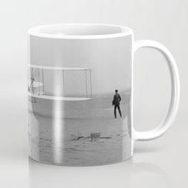 Wright Brothers First Flight Coffee Mug