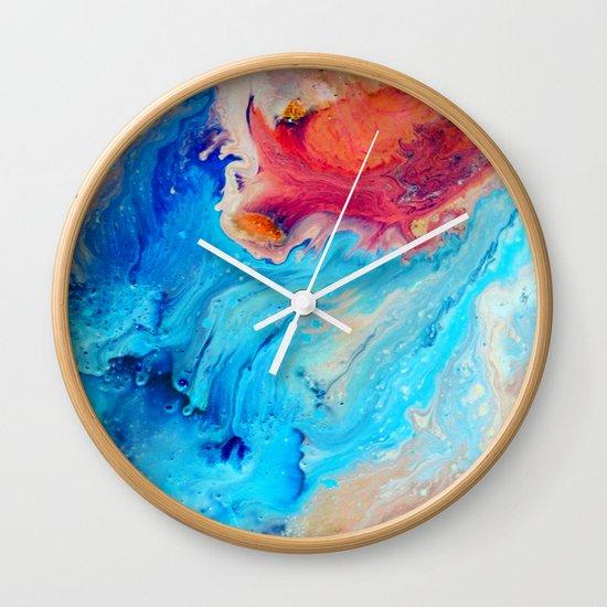 Finite Wall Clock