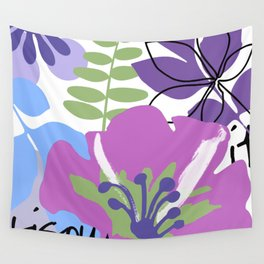 Frou Frou I Wall Tapestry