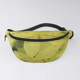 Cheery Spring Blossoms Fanny Pack