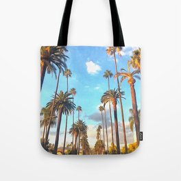 L.A. Morning Tote Bag