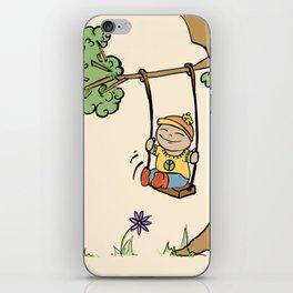 Swing. iPhone Skin