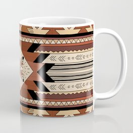 Native feather Coffee Mug