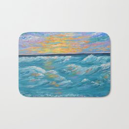 Bay Sunrise Bath Mat