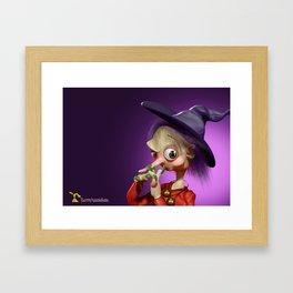 Trust Me ;) Framed Art Print