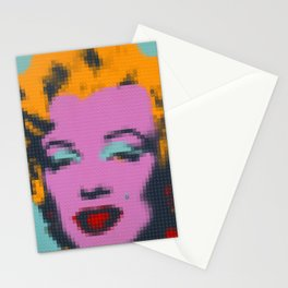 Lego : Marilyn Mönröe Stationery Cards