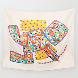 Amor Wall Tapestry