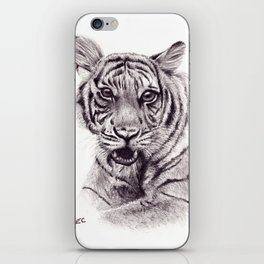 Tiger iPhone Skin