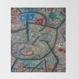 Paul Klee Rumors Throw Blanket