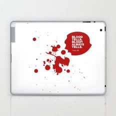 Dexter no.4 Laptop & iPad Skin