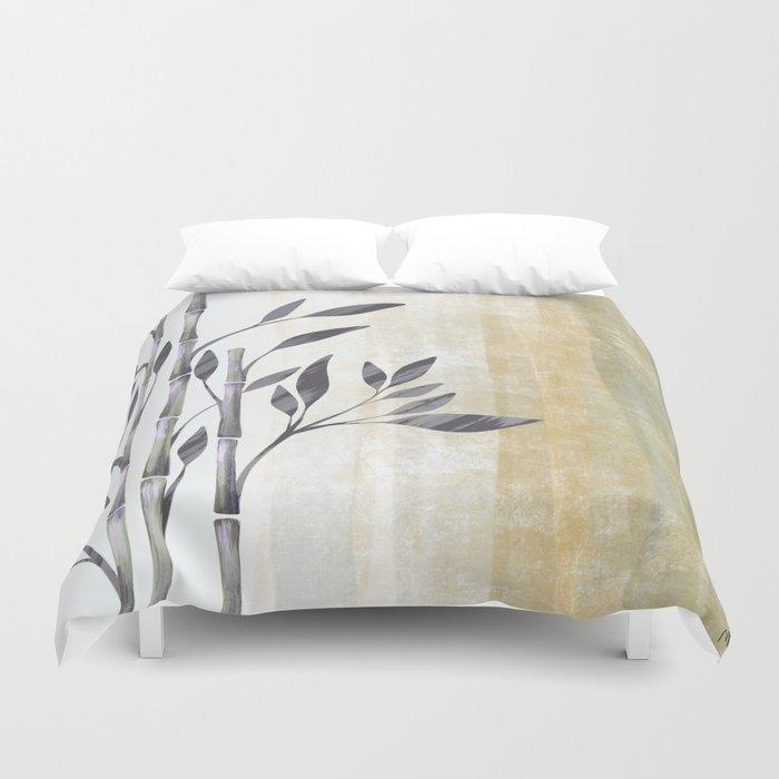 Bamboo Gray Bettbezug