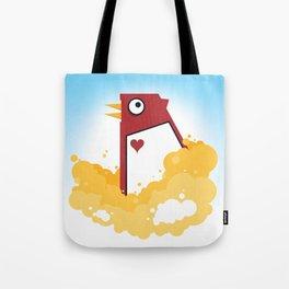 Big Chicken Tote Bag