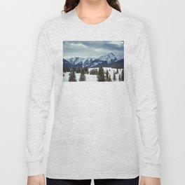 Rocky Mountains Long Sleeve T-shirt