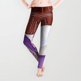 Chocolate bar Leggings