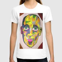 Mosaic Man  T-shirt