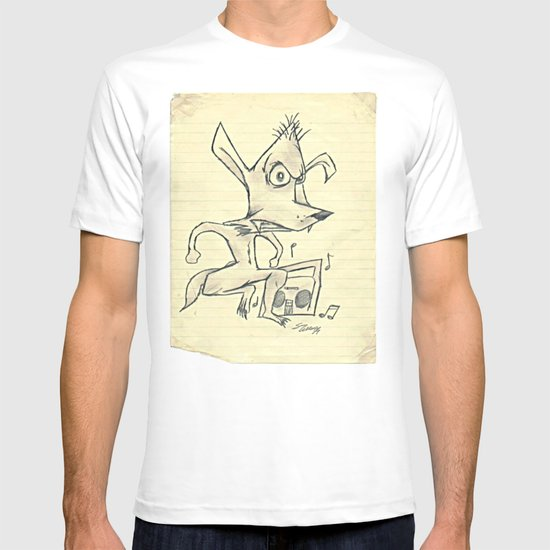 Skanking Wolf T-shirt