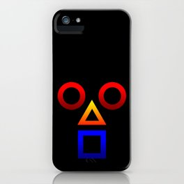 BAUH F iPhone Case