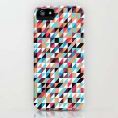 Quilted Patchwork Slim Case iPhone (5, 5s)