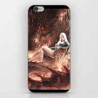 destiny iPhone & iPod Skins featuring Destiny by Todor Hristov