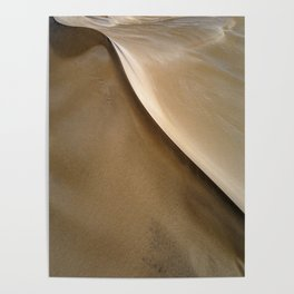 South West Sand Dunes Poster