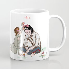 Ben Solo in Love Coffee Mug