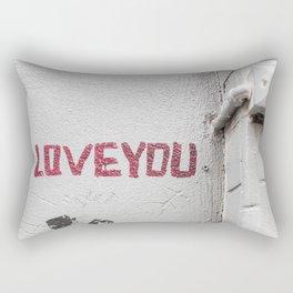 LOVE YOU ... 2 Rectangular Pillow