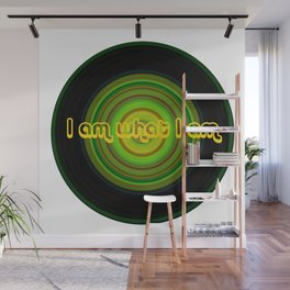 I am what I am Wall Mural