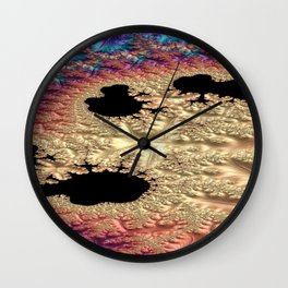 Disbelieving Incisor 1 Wall Clock