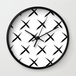 X Rated Wall Clock