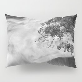 Wild Water. Into The Mountains Pillow Sham