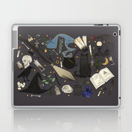 Witch's things Laptop & iPad Skin
