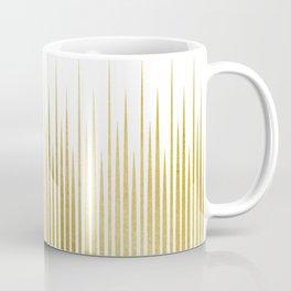 Linear Gold Coffee Mug