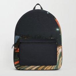 Car Lights Backpack