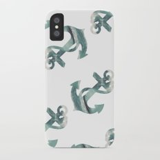 Be my Anchor iPhone X Slim Case