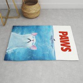 PAWS Cat Rug