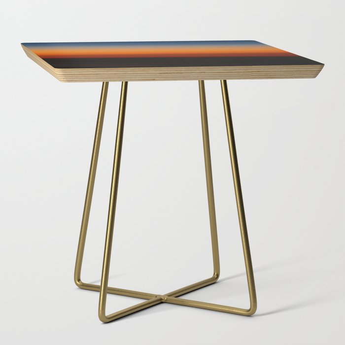 Sunrise Side Table