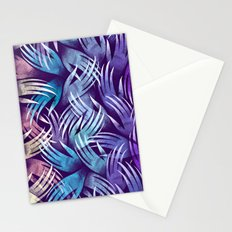 In the Icy Air of Night Stationery Cards