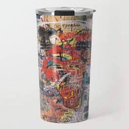 World Mapsqiuat Travel Mug